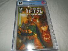 Star Wars Tales of the Jedi The Sith War 1 of 6 CGC 9.6 1st Odann-Urr & Mandalor