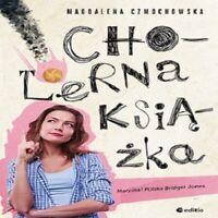 Magdalena Czmochowska - Cholerna ksiazka   Polish book