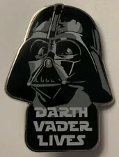Disney - Star Wars - 40th Anniversary - Darth Vader Lives - Le4000 Pin