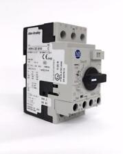 Allen-Bradley 140M-C2E-B10 Motor Circuit Protector/Breaker w/ 140M-C-AFA20 Aux
