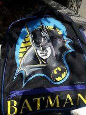 Batman Backpack Kids used