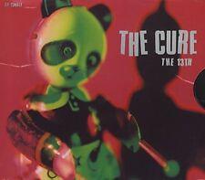 Cure 13th (swing radio mix), Adonais- US CD