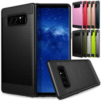 Slim Shockproof Hybrid Protective Case Cover For Samsung Galaxy Note 8 5 4 3