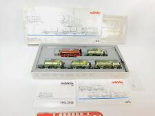 AJ710-3# Märklin H0/AC 2846 Gleis-Reinigungs-Zug: Diesellok etc CFL KK, OVP