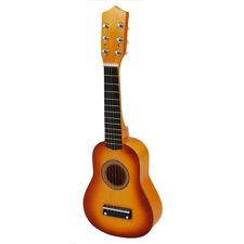 Hawaii Ukulele Mini Guitar 21 inch Acoustic Ukulele + Plectron Q6S5