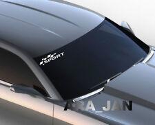 Windshield Sport Decal Sticker Racing car emblem logo motorsport performance