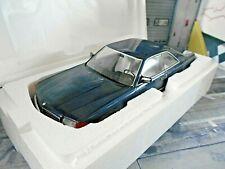 MERCEDES C126 W126 560 SEC Coupe S Klasse 1985 blau blue met KK Metall 1:18