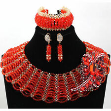 Crystal Gold Sets Jewellery