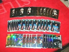 STERLING SHEPARD GIANTS OKLAHOMA RC ROOKIE LOT OF 46 CARDS (18-32)