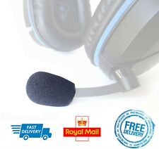 Boom Mic FOAM ONLY Pop Filter For Turtle Beach Stealth 450 700 600 300 PX24 420