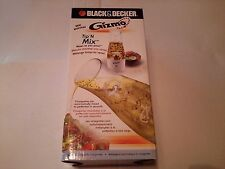 Black & Decker Gizmo White Tip N Mix Dressing Mixer