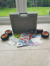 knex bundel with 9 creation booklets and extra wheels