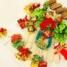 Père Noël Elf De Bell Ornement Suspendu Pour Arbre Sapin de Noël Fête Décoration