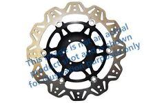 FIT HONDA GL 1500 CV/CW/CX (F6C) 97>99 EBC VR Disc Black Centre Hub Front Left