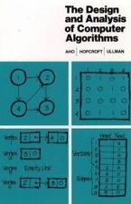 The Design and Analysis of Computer Algorithms by Alfred V. Aho, Jeffrey D....
