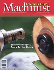 Home Shop Machinist Magazine Vol.33 No.5 September/October 2014