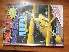 5µ?§ Revue Modele Magazine n°414 Jigé Nyou Approche & Atterrissage