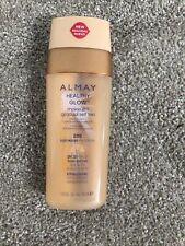 Almay Healthy Glow Makeup & Gradual Self Tan 200 Light/Medium 1 Oz.