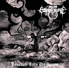 Slaktare - Journey Into Darkness CD 2015 melancholic black metal Germany