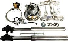Honda CT70 Hydraulic Forks w/Disc Brakes, Headlight Brackets,Spedo Gear/Cable, h