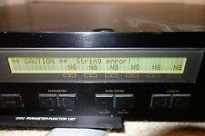 Vintage Rack Yamaha MIDI Guitar controller converter G10C brain only