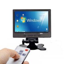 US- 7'' TFT LCD 1024*600 HDMI VGA AV PC Monitor Car Display for Raspberry Pi 3B+