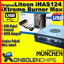 Original LiteON iHAS-124. BurnerMax. USB Version