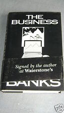 The Business by Iain Banks (Hardback, 1999) 1st /1st signed VGC