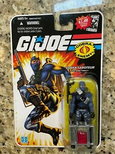 "GI Joe 25th Anniversary Comic Book Series Saboteur FIREFLY 3.75"" Action Figure"