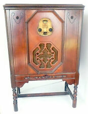 vIntage * Stunning 1925 KENNEDY model 20 AM RADIO ... Working / Lots of Stations