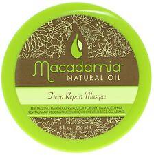 Macadamia Natural Oil DEEP REPAIR MASQUE 8 fl oz / 236 mL - FREE SHIPPING