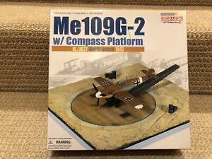 Dragon Wings 1:72 Messerschmitt Me109G-2, III./JG77, N. Africa 1942, No. 50308