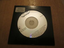 The Offspring ‎– Splinter -  12 Track  US Columbia Promo CD 2003