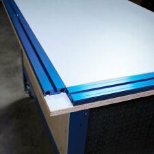 Kreg KKS2769 27-Inch x 69-Inch Anodized Aluminum Universal Clamp Trak Kit
