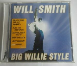 Will Smith - Big Willie Style CD