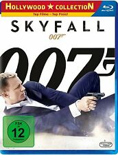James Bond 007: SKYFALL (Daniel Craig) Blu-ray Disc NEU+OVP