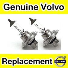 2X Genuine Volvo Headlamp Headlight Bulbs S40 V40 S70 V70 S60 S80 XC90 XC70 XC60