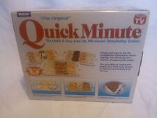 Quick Minute Microwave Food Dehydrator