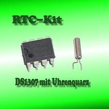 DS1307 RTC mit Quarz