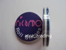 Blue 1 + 3mm Car Coachline Tape Pin Stripe Pinstripe Self Adhesive Decal Tape