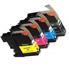 4 Pk LC-103 LC103 HY Ink Fits Brother MFC-J870DW, MFC-J875DW with CHIP
