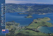 Postkarte: Otago Harbour, Port Chalmers, Neuseeland