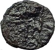 SYRACUSE SICILY 310BC Agathokles Rare R1 Apollo Tripod Ancient Roman Coin i58817