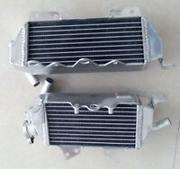 Aluminum radiator FOR Kawasaki KLX 250 KLX250 1993-1996  1995 1994 93 94 95