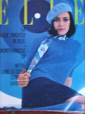 ELLE n°1153 (25 janv 1968) Danielle Darrieux -Les Montparnos 68 -Confort anglais