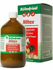 Röhnfried Mitex 500ml (Insektizid - geeignet für Tauben, Kaninchen, Hühner etc.)