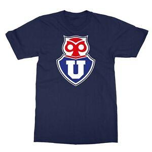 Universidad de Chile Santiago Futbol Soccer Men's T-Shirt