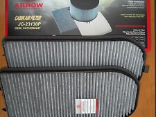 BMW E38 740I  740IL 750IL Cabin Air Filter charcoal carbon SET 100 Sold   447