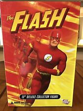 "DC Direct Flash 13"" Deluxe Collector Figure 1:6 New Unopened"