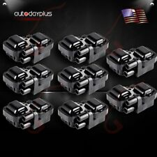 Pack Of 8 Ignition Spark Coil Coils For Mercedes-Benz C CL CLK ML Class UF-359